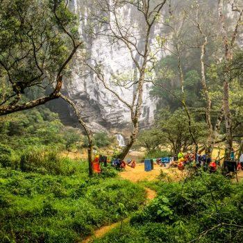Phong Nha - Dong Hoi - Tu Lan tent 2
