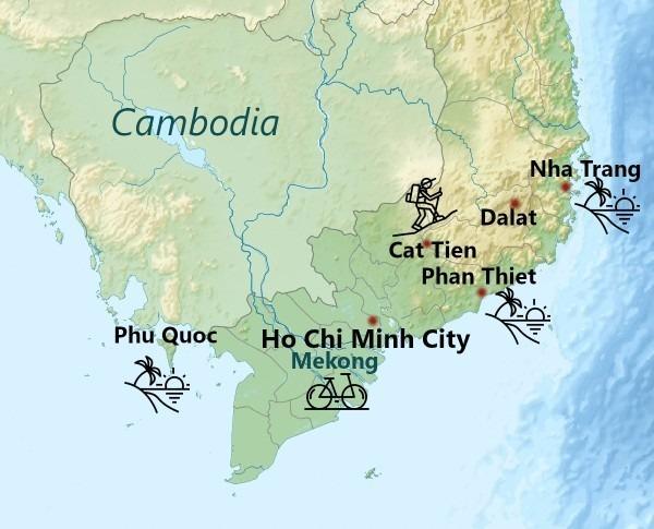 South Vietnam Activity
