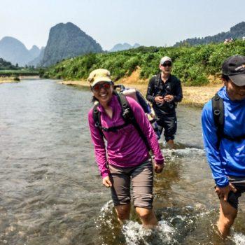 Phong Nha - Dong Hoi - trek to Tu Lan 4