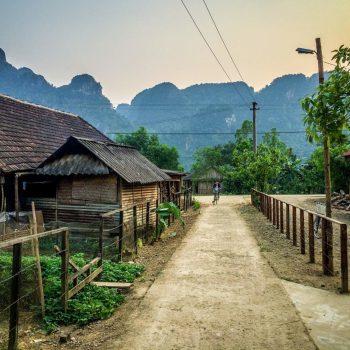 Phong Nha - Dong Hoi - village 1