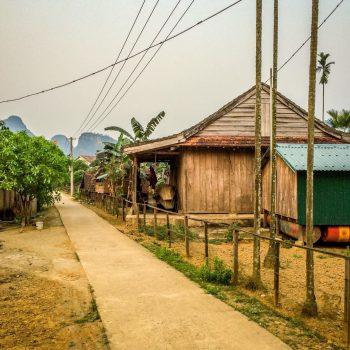Phong Nha - Dong Hoi - village 3