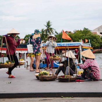 Hoi An street market