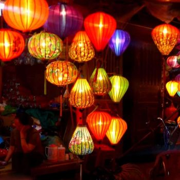 Ancients laterns of Hoi An