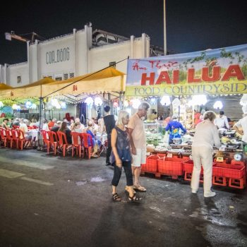 pop up streetfood - Saigon