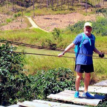 Cat Tien Hiking