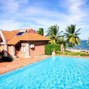 ttc resort premium - Ninh Thuan - pool